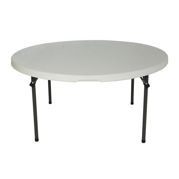 60' Round Table