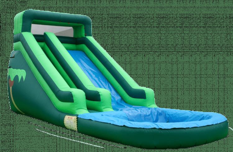 15 ft Tropical Slide