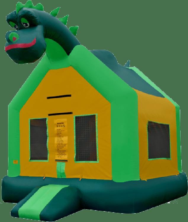 Dinosaur Jumper w/ Hoop