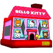 Hello Kitty Moonwalk