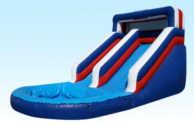 15 ft All American Slide