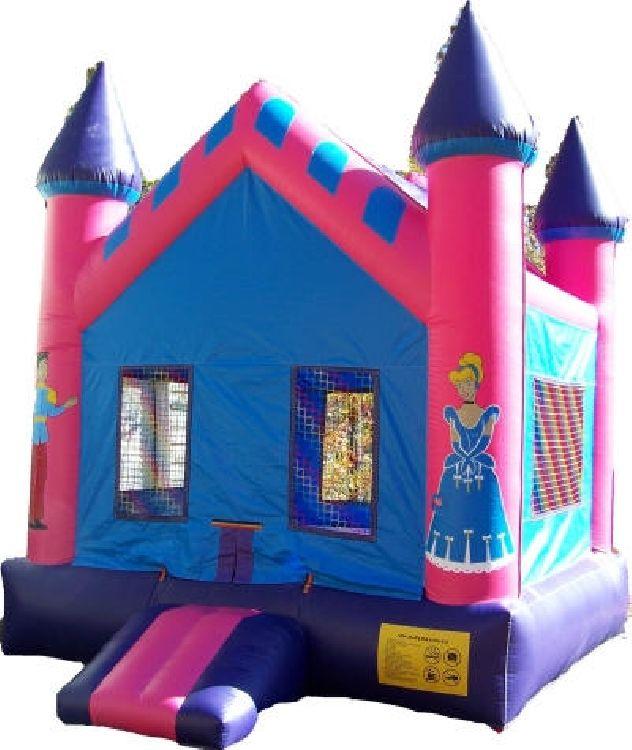Princess Castle w/ Hoop