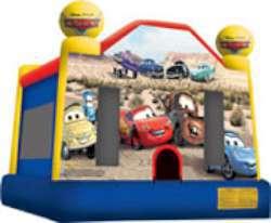 Disney's Cars Moonwalk