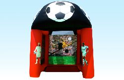 World Cup Soccer Inflatable