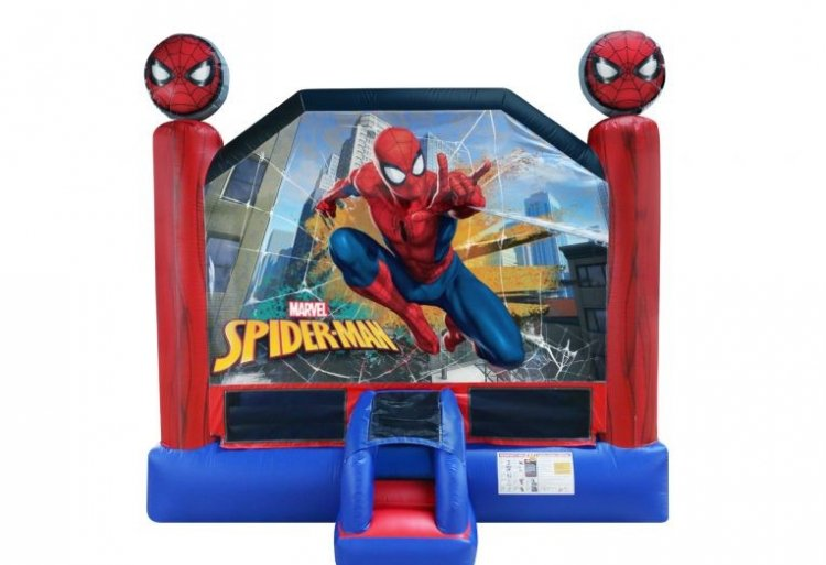 Spider-Man Bouncer
