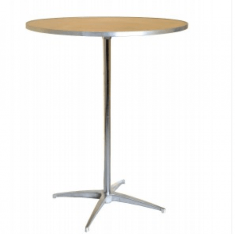 36' Round Cocktail Table