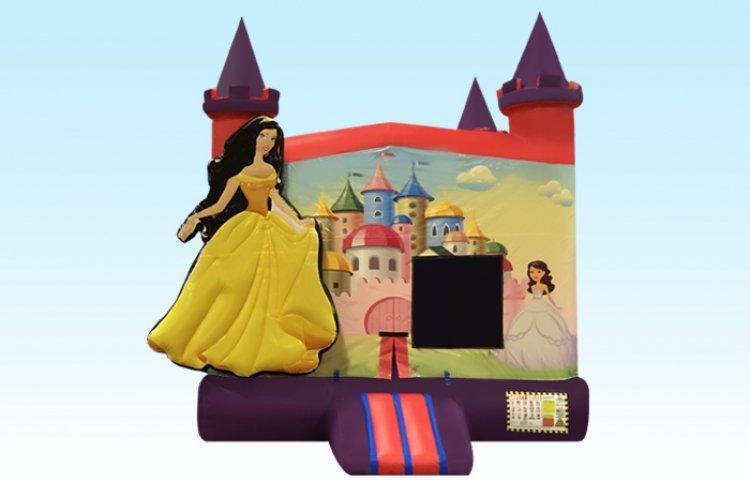 3D Princess Jumper