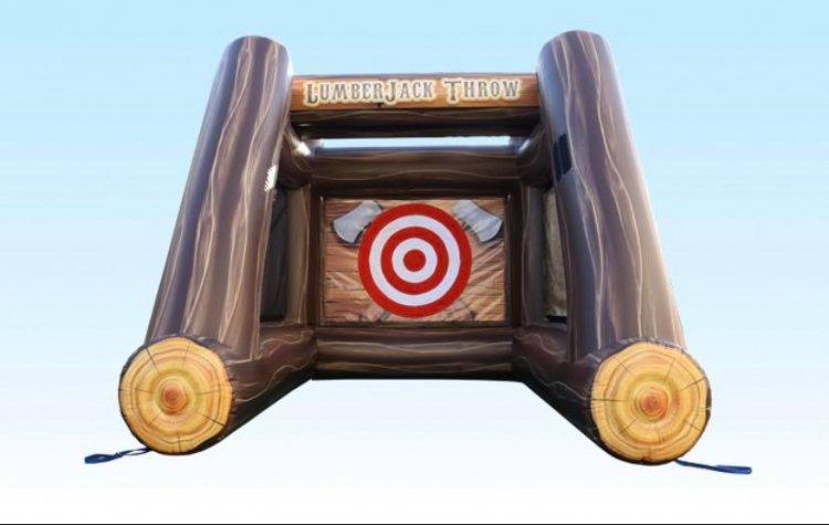 Lumberjack Throw