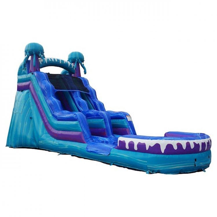 15ft Jelly Water Slide